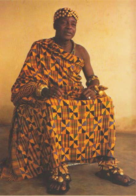 Traditional Ghanaian Clothing Men